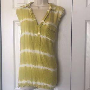 Soft sleeveless top